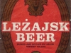 Leżajsk Beer ▶ Gallery 425 ▶ Image 1055 (Label • Этикетка)