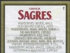 Sagres ▶ Gallery 309 ▶ Image 710 (Back Label • Контрэтикетка)