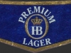 HB Premium Lager ▶ Gallery 432 ▶ Image 1076 (Neck Label • Кольеретка)