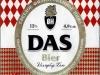 DAS Bier Келлербир Хель ▶ Gallery 755 ▶ Image 2019 (Label • Этикетка)