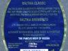 Baltika 3 Bière Classique ▶ Gallery 455 ▶ Image 1199 (Back Label • Контрэтикетка)