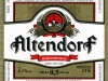 Altendorf пшеничное ▶ Gallery 1074 ▶ Image 5869 (Label • Этикетка)