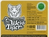 Weis Tiger ▶ Gallery 2291 ▶ Image 7633 (Label • Этикетка)