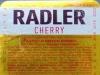 Пенная коллекция Radler Cherry ▶ Gallery 1941 ▶ Image 6732 (Back Label • Контрэтикетка)