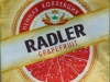 Пенная коллекция Radler Grapefruite ▶ Gallery 1942 ▶ Image 6738 (Label • Этикетка)