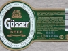 Gösser ▶ Gallery 1531 ▶ Image 4524 (Label • Этикетка)