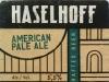 Haselhoff American Pale Ale ▶ Gallery 1768 ▶ Image 5451 (Label • Этикетка)