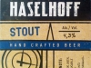 Haselhoff Stout ▶ Gallery 1771 ▶ Image 5457 (Label • Этикетка)