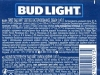 Bud Light ▶ Gallery 2901 ▶ Image 10053 (Back Label • Контрэтикетка)