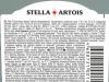 Стелла Артуа светлое ▶ Gallery 2113 ▶ Image 6787 (Back Label • Контрэтикетка)