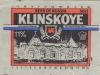 Клинское ▶ Gallery 1580 ▶ Image 4747 (Label • Этикетка)