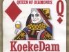 KoekeDam (Бубновая дама) ▶ Gallery 3035 ▶ Image 10639 (Label • Этикетка)