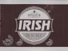 Ирландский красный эль темное ▶ Gallery 1395 ▶ Image 5226 (Wrap Around Label • Круговая этикетка)