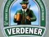 Verdener Klassisches Hellbier ▶ Gallery 2776 ▶ Image 9544 (Label • Этикетка)