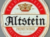 Altstein ▶ Gallery 1134 ▶ Image 7198 (Label • Этикетка)