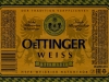 Oettinger Weiss ▶ Gallery 2556 ▶ Image 8599 (Label • Этикетка)