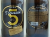 5th Ocean  Belgian Blonde ▶ Gallery 1360 ▶ Image 3929 (Glass Bottle • Стеклянная бутылка)