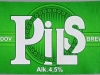 Demidov Brewery Pils ▶ Gallery 1101 ▶ Image 4650 (Label • Этикетка)