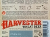 Harvester Wheat Beer ▶ Gallery 1571 ▶ Image 5307 (Back Label • Контрэтикетка)