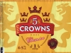 5 Crowns Светлое ▶ Gallery 2979 ▶ Image 10389 (Wrap Around Label • Круговая этикетка)