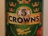 5 Crowns Светлый Крафт ▶ Gallery 2981 ▶ Image 10391 (Plastic Bottle • Пластиковая бутылка)