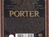 Porter ▶ Gallery 2645 ▶ Image 9872 (Back Label • Контрэтикетка)