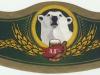 Белый Медведь светлое ▶ Gallery 1500 ▶ Image 4389 (Neck Label • Кольеретка)