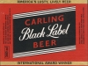Carling Black Label Beer ▶ Gallery 96 ▶ Image 563 (Label • Этикетка)