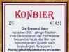 Konbier ▶ Gallery 989 ▶ Image 2720 (Back Label • Контрэтикетка)