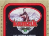 Kamzík Tmavé pivo ▶ Gallery 965 ▶ Image 2624 (Back Label • Контрэтикетка)