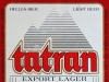Tatran Export Lager ▶ Gallery 966 ▶ Image 2628 (Label • Этикетка)