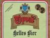 Topvar Helles Bier ▶ Gallery 996 ▶ Image 2760 (Label • Этикетка)