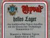 Topvar 12% helles Lager ▶ Gallery 995 ▶ Image 2757 (Back Label • Контрэтикетка)