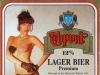 Topvar 12% Lager Bier Premium ▶ Gallery 992 ▶ Image 2741 (Label • Этикетка)