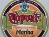 Topvar Marína tmavé ▶ Gallery 931 ▶ Image 2523 (Label • Этикетка)