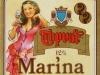 Topvar Marína tmavé ▶ Gallery 931 ▶ Image 2524 (Label • Этикетка)