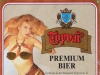 Topvar Premium Bier ▶ Gallery 993 ▶ Image 2742 (Label • Этикетка)