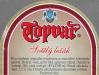 Topvar Premium Helles Bier ▶ Gallery 994 ▶ Image 2754 (Back Label • Контрэтикетка)