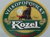 Velkopopovický Kozel Premium 12% ▶ Gallery 960 ▶ Image 2613 (Label • Этикетка)