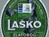 Laško Zlatorog Lager ▶ Gallery 458 ▶ Image 7803 (Label • Этикетка)