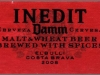 Inedit Damm ▶ Gallery 1926 ▶ Image 6104 (Neck Label • Кольеретка)