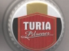 Turia Pilsener ▶ Gallery 387 ▶ Image 1040 (Bottle Cap • Пробка)