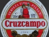 Cruzcampo ▶ Gallery 435 ▶ Image 1087 (Label • Этикетка)