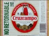 Cruzcampo ▶ Gallery 435 ▶ Image 1088 (Label • Этикетка)
