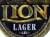 Lion Lager ▶ Gallery 633 ▶ Image 1799 (Label • Этикетка)