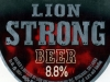 Lion Strong ▶ Gallery 634 ▶ Image 1800 (Label • Этикетка)