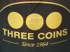 Three Coins Lager ▶ Gallery 575 ▶ Image 1598 (Label • Этикетка)