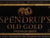 Spendrups Old Gold Premium Pils ▶ Gallery 792 ▶ Image 2897 (Label • Этикетка)
