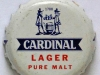 Cardinal Lager Pure Malt ▶ Gallery 1015 ▶ Image 2843 (Bottle Cap • Пробка)