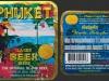Phuket Lager ▶ Gallery 137 ▶ Image 293 (Label • Этикетка)